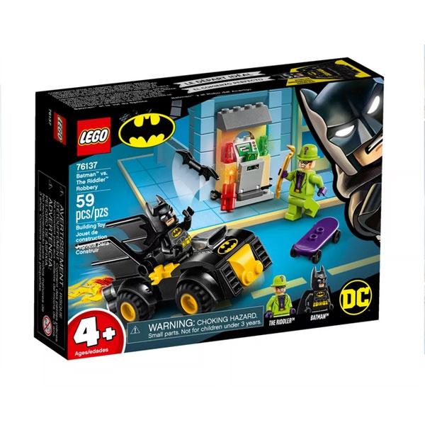 Lego Super Heroes 76137 Batman vs. Der Raub des Riddler