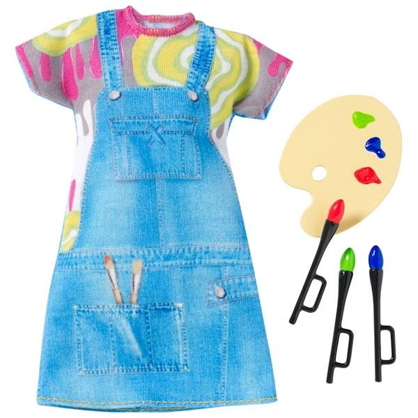 Barbie Kleidung Künstlerin