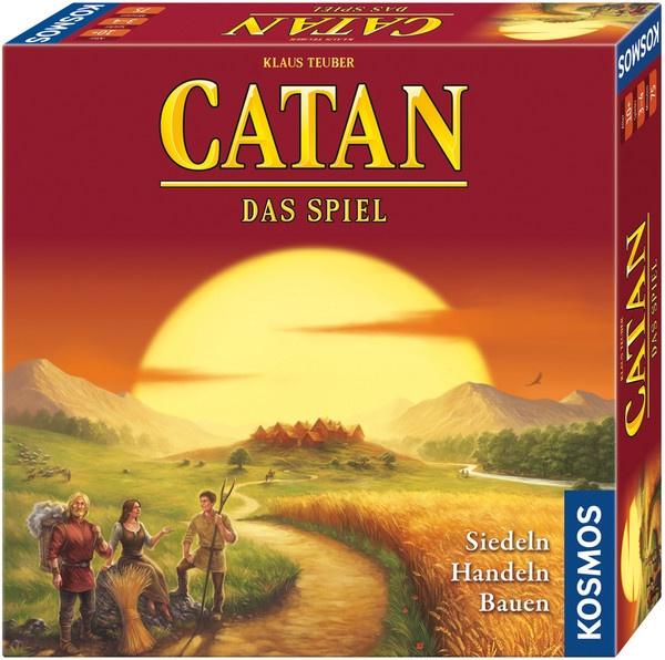 Die Siedler von Catan das Grundspiel von Kosmos