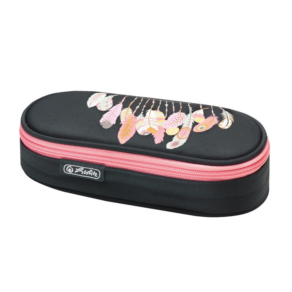 Herlitz Faulenzer Etui airgo Feather