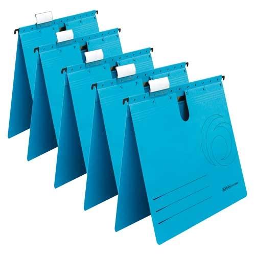 Hängehefter A4 5 Stück blau