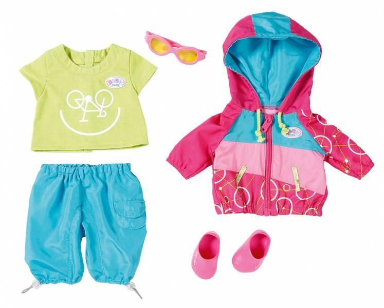 Baby born Play&Fun Fahrrad Outfit
