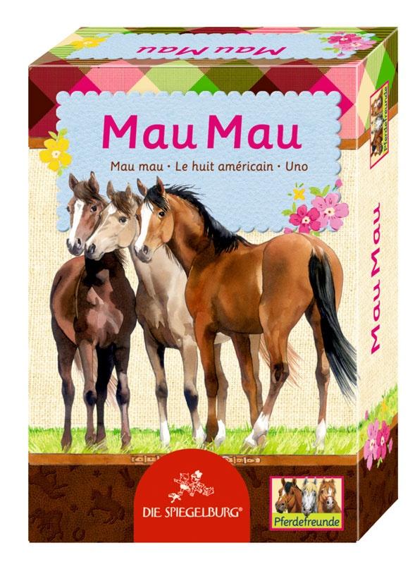 Spiegelburg Pferdefreunde Mau Mau
