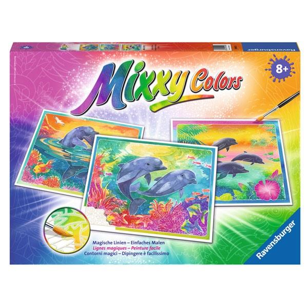 Mixxy Colors Im Reich der Delfine