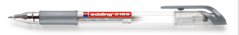 Edding 2185 Gelroller silber
