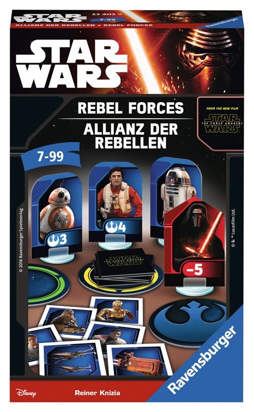 Ravensburger Star Wars VII Allianz der Rebellen