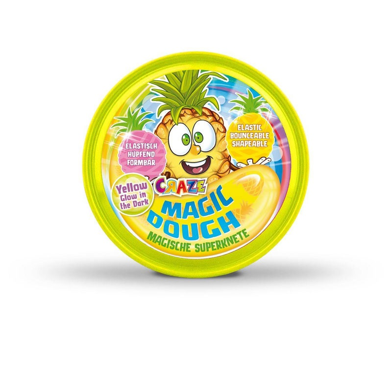 Magische Knete Magic Dough Ananas