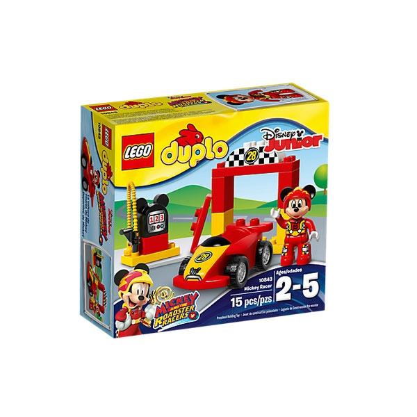 Lego 10843 Duplo Mickys Rennwagen