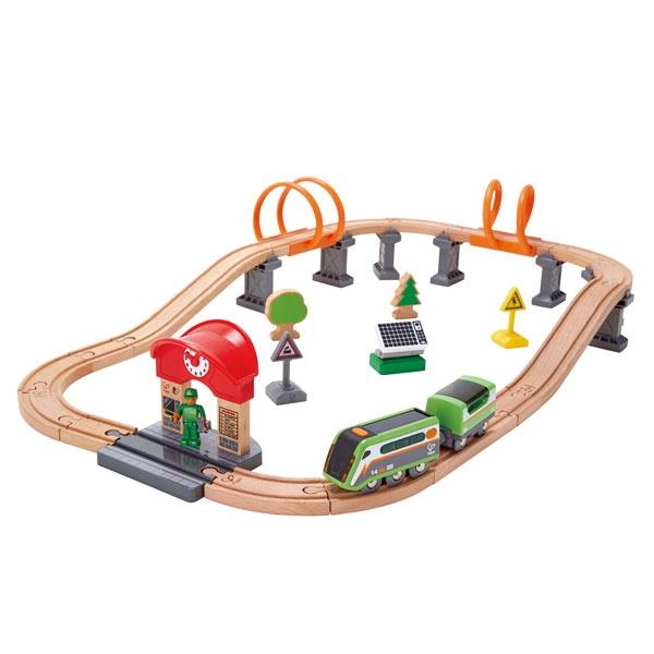 Hape Nacht-Rundfahrt Eisenbahn