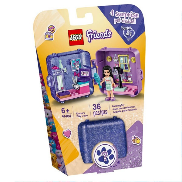 Lego Friends 41404 Emmas magischer Würfel - Fotografin