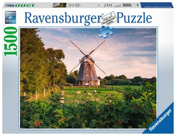 Ravensburger Windmühle an der Ostsee 1500 T.