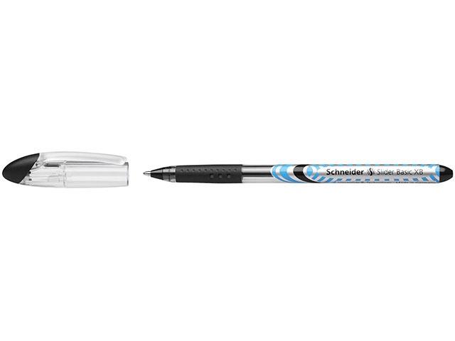 Kugelschreiber Slider Basic XB schwarz