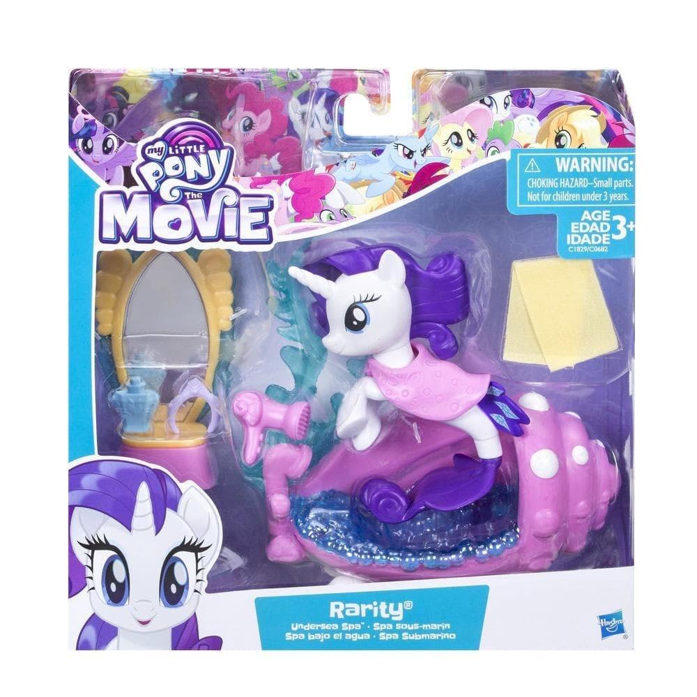 My little Pony Movie  Unterwasser Spa Rarity
