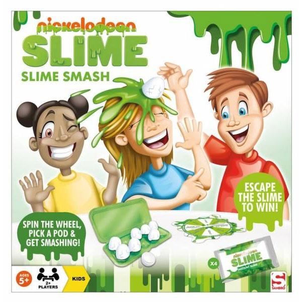 Nickelodeon Slime smash Spiel