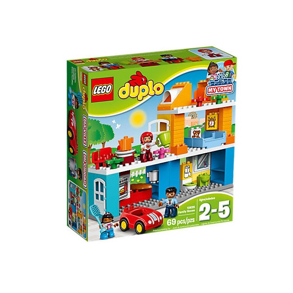 Lego 10835 Duplo Familienhaus
