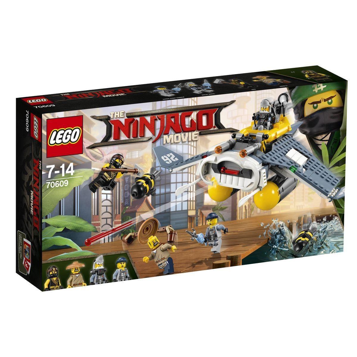 Lego Ninjago Movie 70609 Mantarochen-Flieger