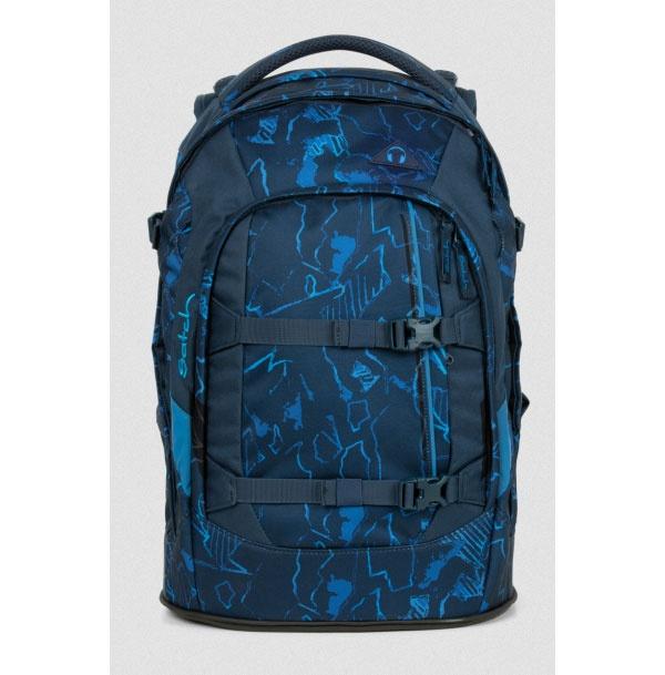 Ergobag Satch Pack Schulrucksack Blue Compass