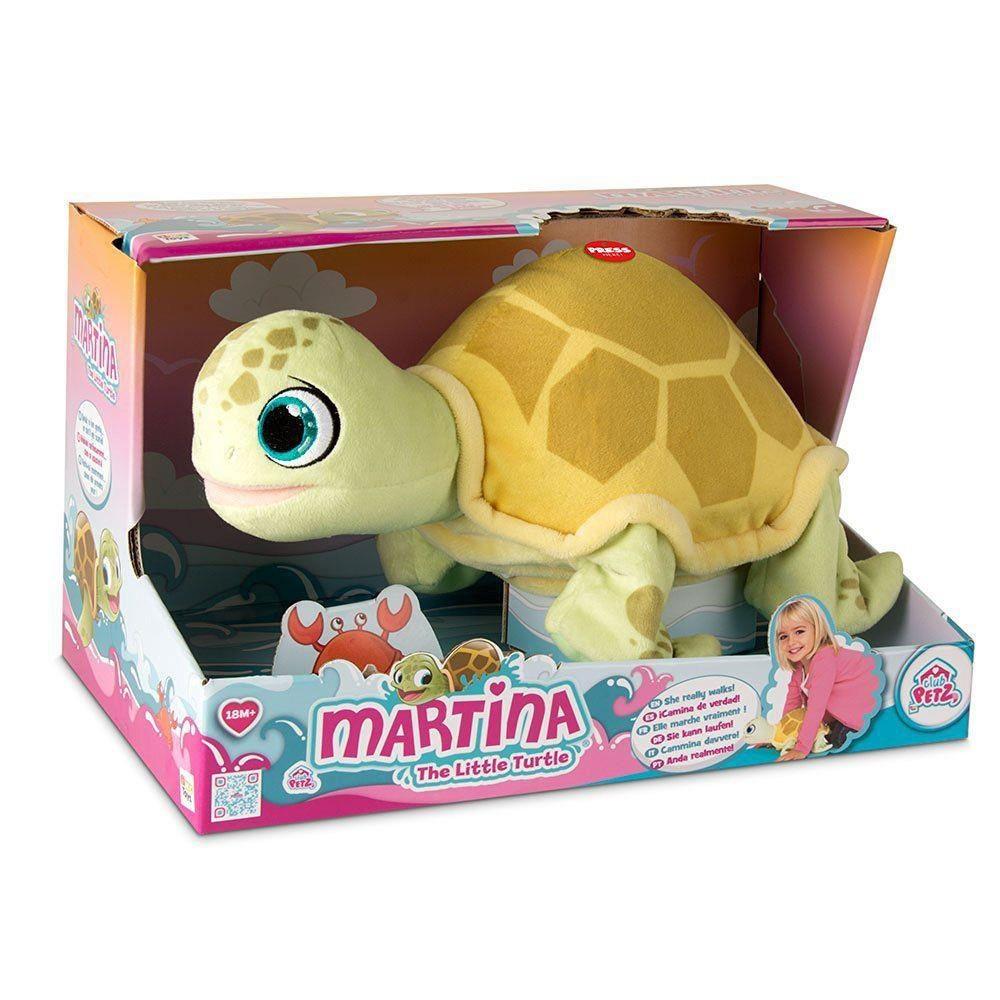 Martina die kleine Schildkröte von IMC Toys