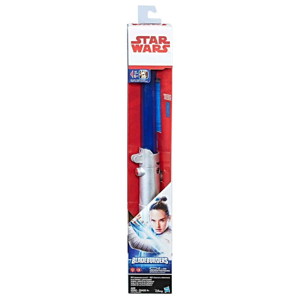 Star Wars The Last Jedi Rey (Jedi Training) Lichtschwert