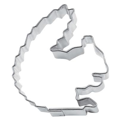 Ausstecher Eichhörnchen ca. 6 cm Edelstahl