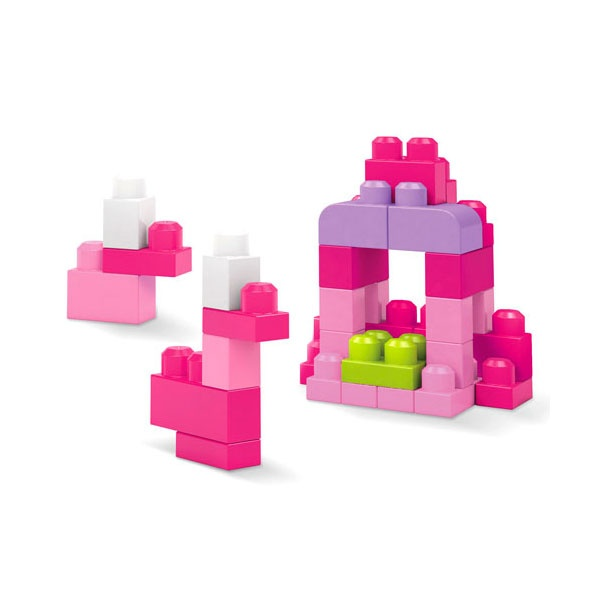 Fisher Price Mega Bloks Steinebeutel medium 60T.