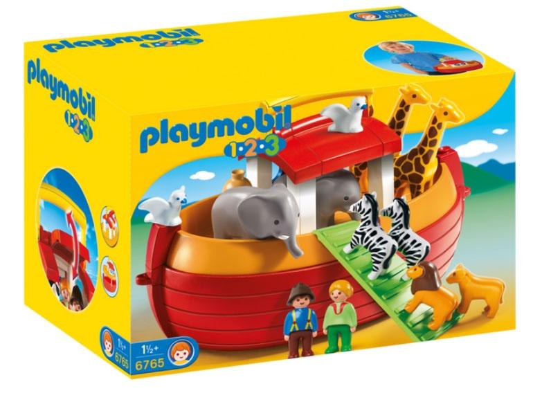 Playmobil 6765 1.2.3 Meine Mitnehm-Arche Noah