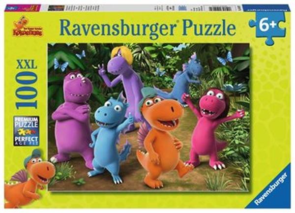 Ravensburger Puzzle Abenteuer mit Drache Kokosnus