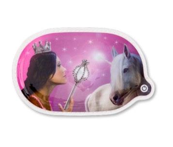 Ergobag Zubehör Blinkie-Klettie Prinzessin