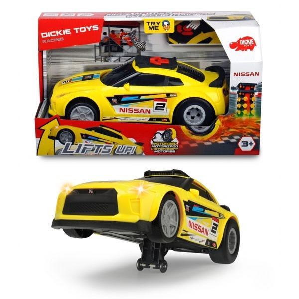 Dickie Toys Nissan GTR Wheelie Raiders