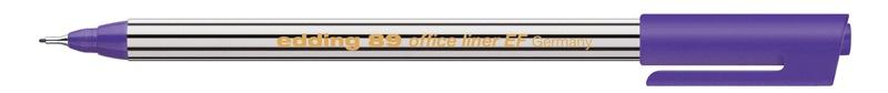 Edding 89 office liner EF Fineliner violett