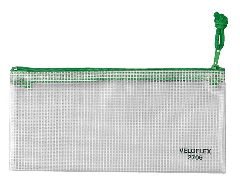 Veloflex Reißverschlusstasche A6