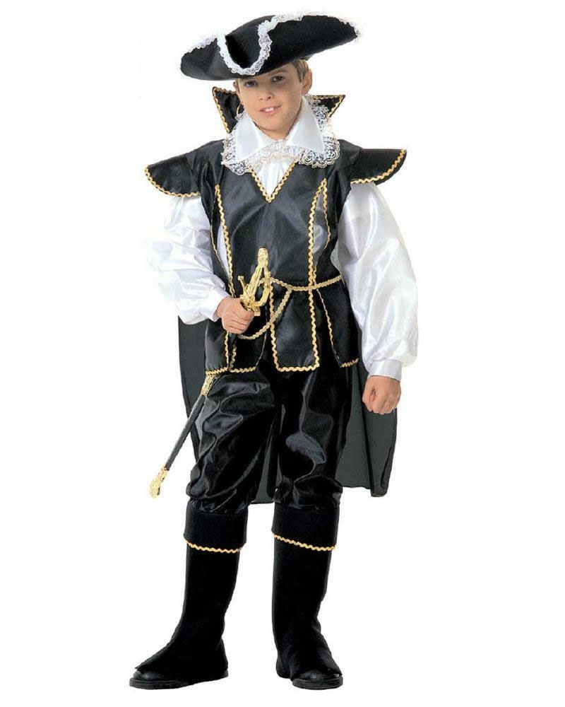 Kostüm Meerespirat Pirat Freibeuter Gr. 140