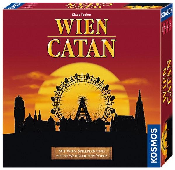 Die Siedler von Catan Sonderedition Wien