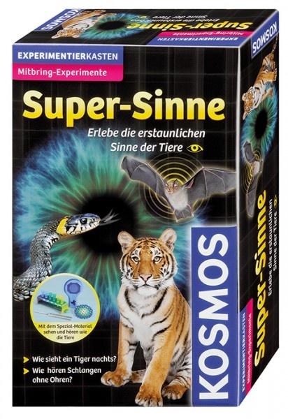 Super-Sinne Erlebe die erstaunlichen Sinne der Tiere