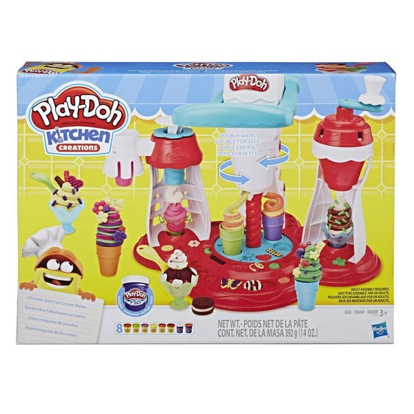 Play Doh Super Eiscreme Maschine