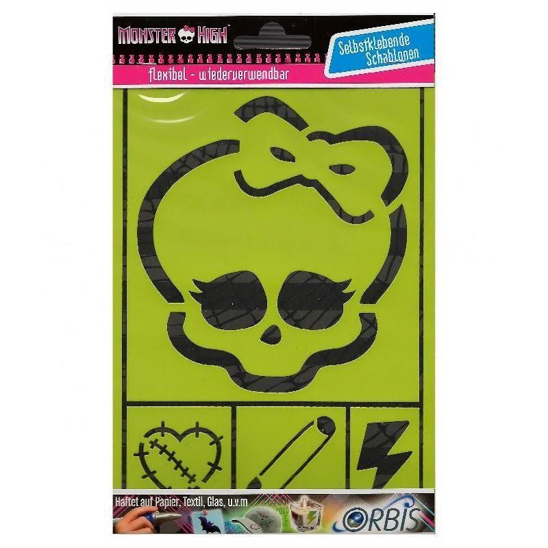 Revell 30487 MH Fensterschablone Skulette