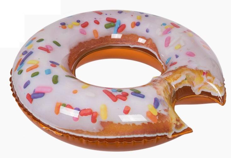 Schwimmring Tube Donut 102 cm