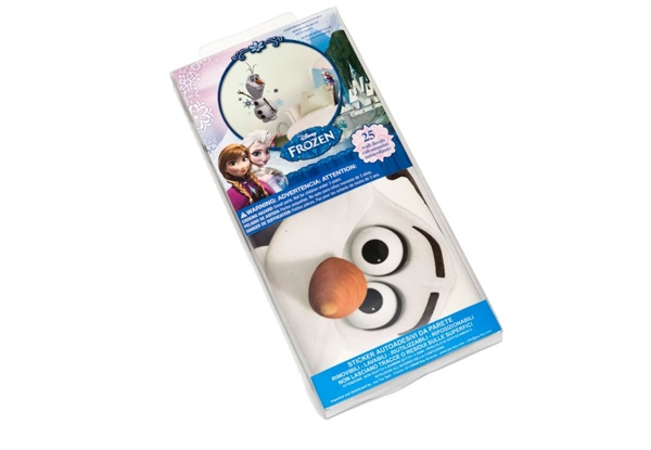 Disney Die Eiskönigin Wandtattoo Olaf