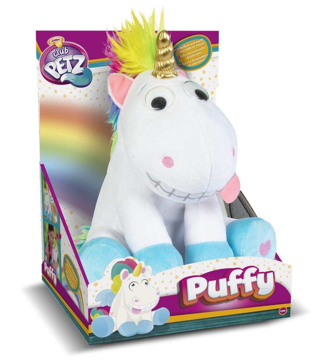 Puffy Club Petz Einhorn