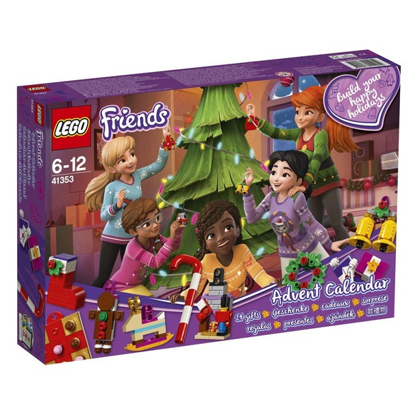 Lego Friends 41353 Adventskalender 2018