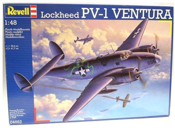 Revell 04662 Lockheed PV-1 Ventura 1:48