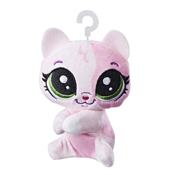 Littlest Pet Shop Klammertierchen Pinky Calicoco