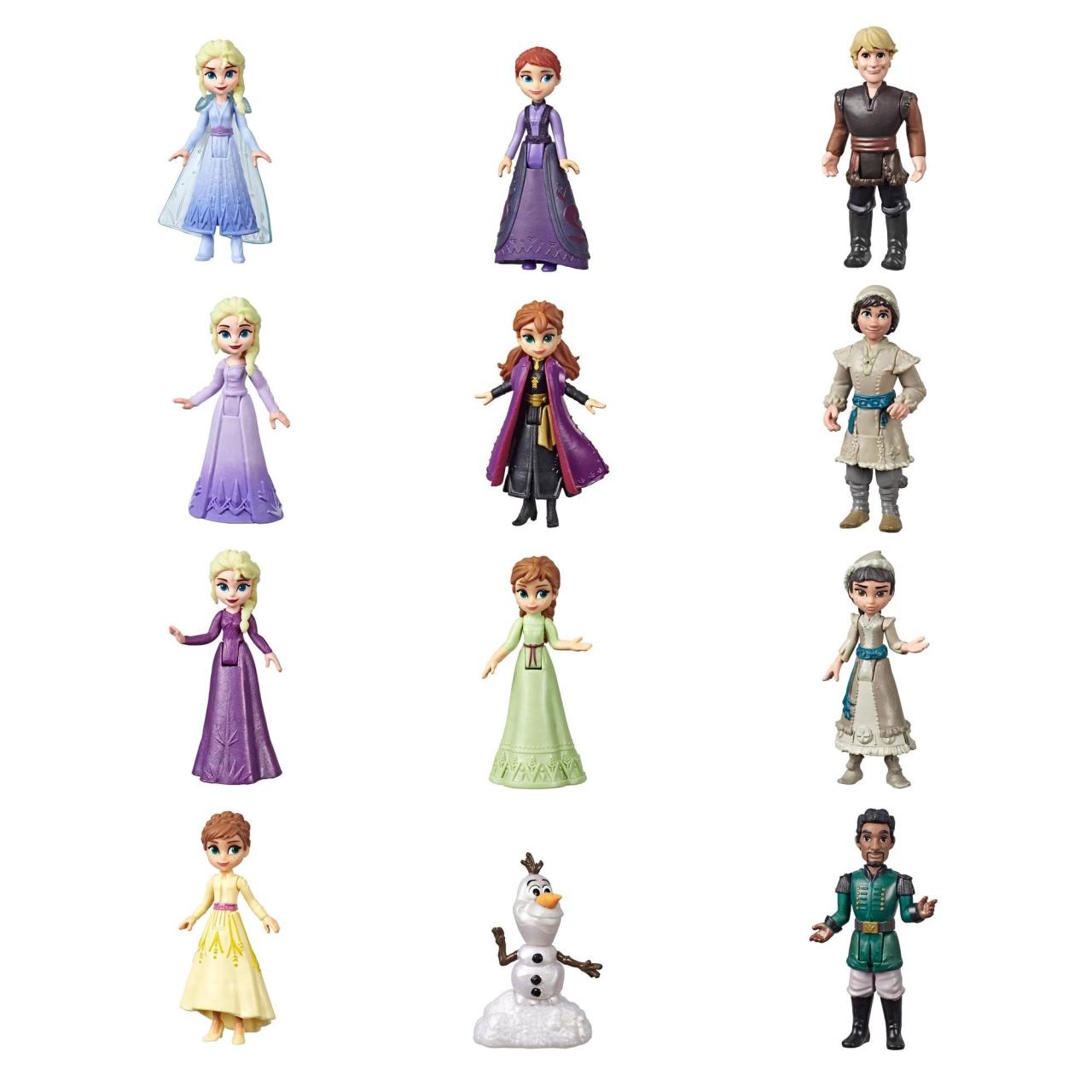 Dies Eiskönigin Frozen II Pop-Up Abenteuer Sammelfigur