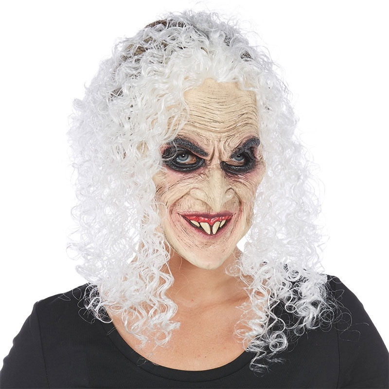 Maske Vampirhexe