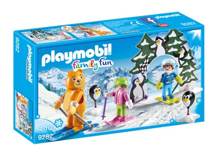 Playmobil 9282 Family Fun Skischule
