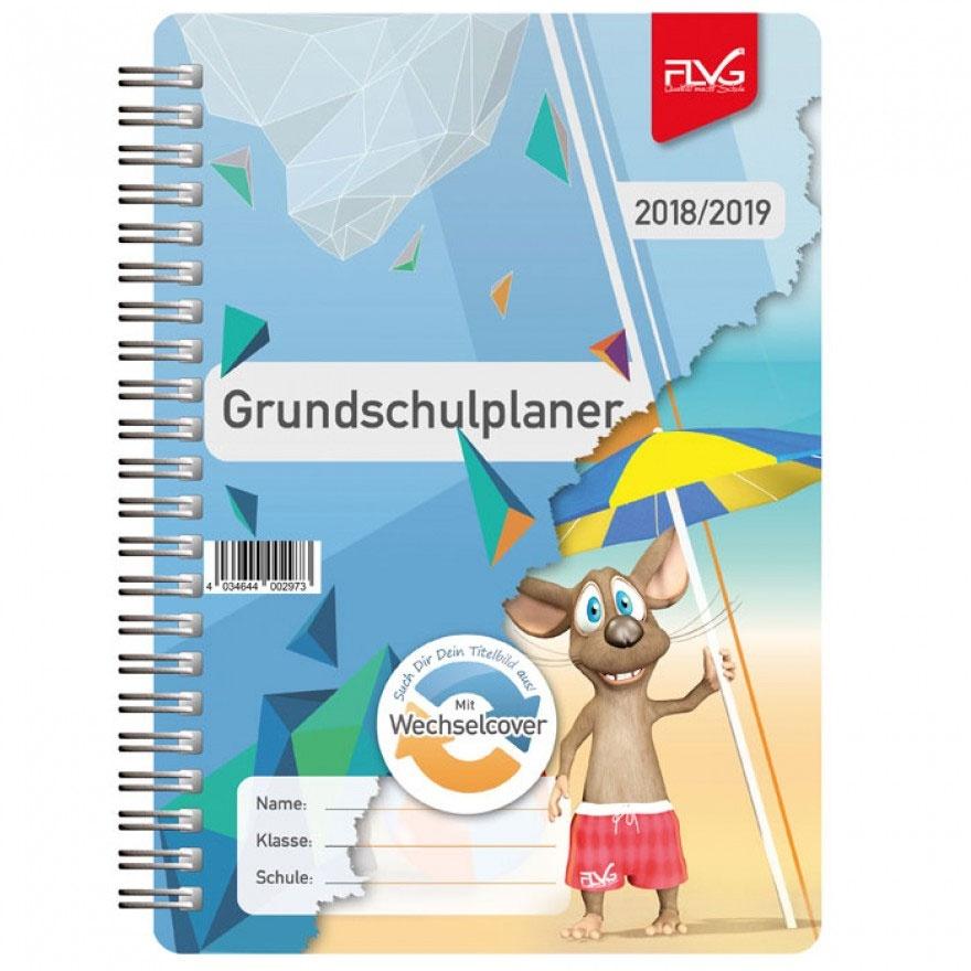 FLVG Grundschulplaner Frieda und Otto 2018 2019