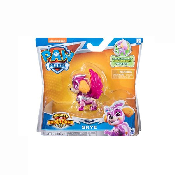 Paw Patrol Mighty Pups Skye Action Pack