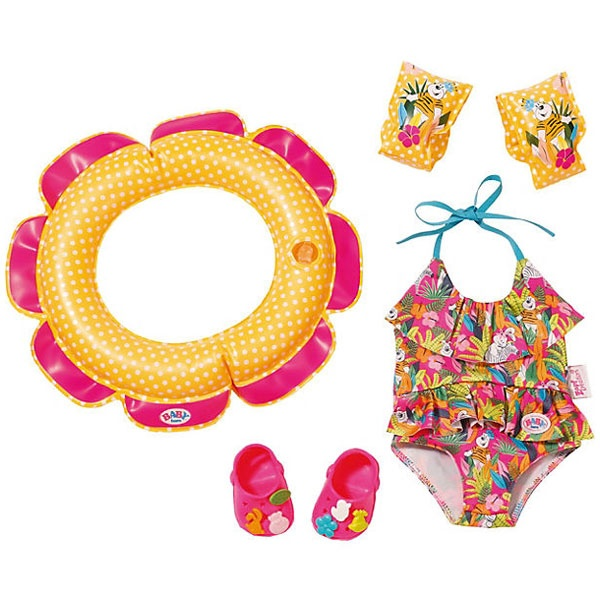 Zapf Creattion Baby Born Schwimmspass Set