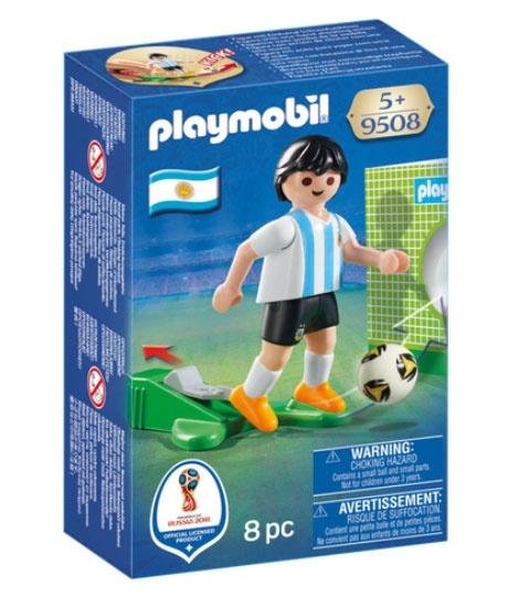 Playmobil 9508 Nationalspieler Argentinien