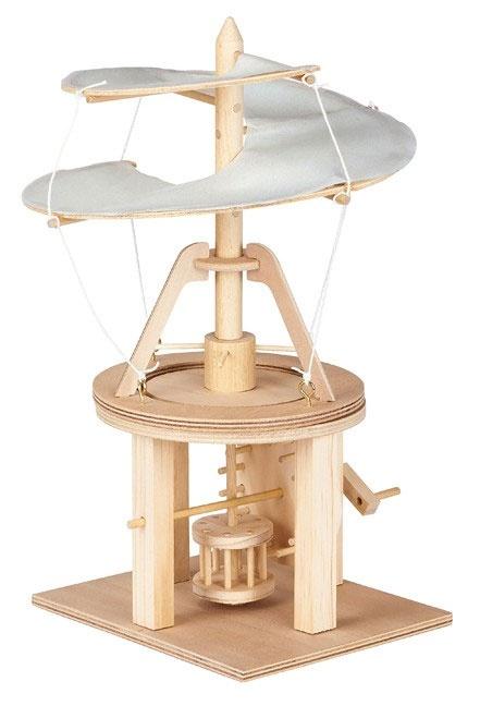 Geolino Luftschraube Bausatz da Vincis